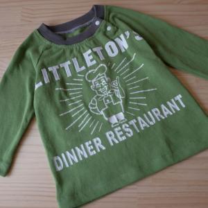 LITTLETON'S リメイク ラグランTシャツ