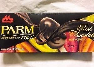 森永乳業 パルム 魅惑の濃厚チョコレート 季節限定