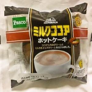 敷島製パン Pasco「森永ミルクココアホットケーキ」