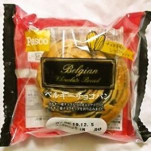 敷島製パン Pasco「ベルギーチョコパン」