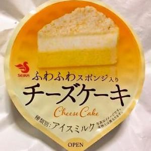 セイカ食品 チーズケーキアイス