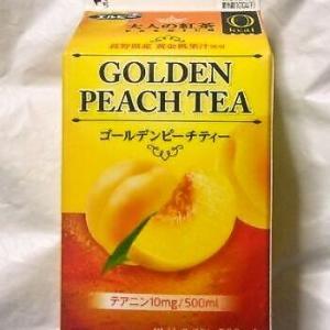 エルビー 大人の紅茶 PREMIUM ゴールデンピーチティー