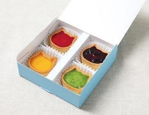 「ねこねこチーズケーキ」が4個アソートセット順次販売へ