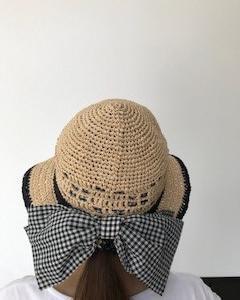 帽子の続き・・