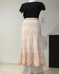 マーメードスカート完成!