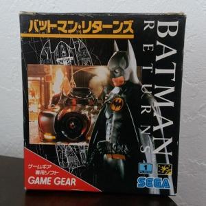 <GG>バットマン・リターンズの思い出♪
