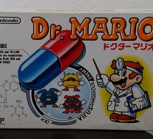 <FC>『ドクターマリオ』の思い出♪