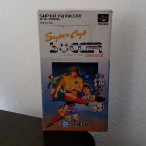 <SFC>スーパーカップサッカーの思い出♪
