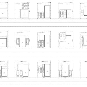 名古屋 桜本町の家提案