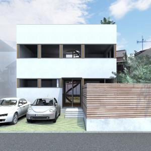 都市型狭小住宅