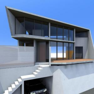 RC住宅の設計