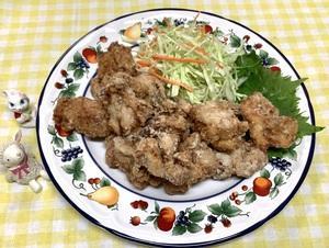 「鶏のから揚げ」が一番人気‼︎