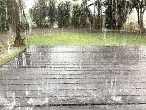 台風怖い‼︎