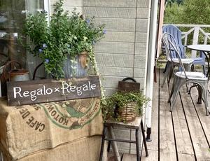 果樹園のカフェ「レガーロ×レガーレ」