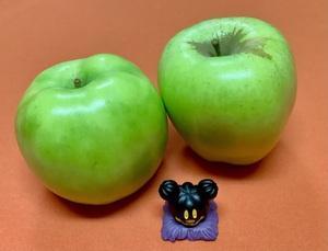 メロンという名のリンゴ!