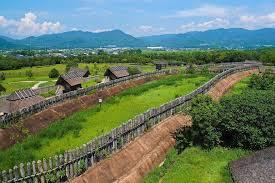 日本の城の始まり