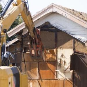 住宅の解体工事!費用の相場はどれくらい?安くする方法まとめ