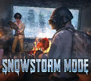 【PUBG MOBILE】新規イベントモード「SNOWSTORM」実装!