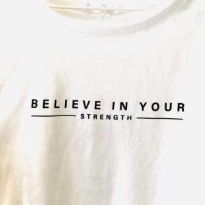 【500円】しまむらで激安なのに超おしゃれなTシャツを購入【綿100%】