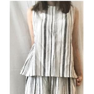 【2020年夏】激安ファッション夢展望レビュー。リネン&コットン素材の服を購入しました♪