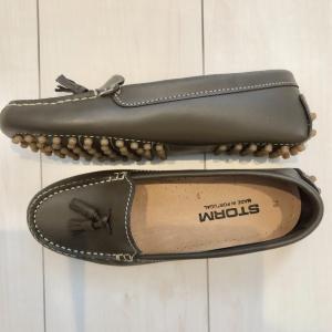 【サイズ選び】ポルトガルの靴ブランドSTORM(ストーム)のローファーのサイズ感・考慮したこと【購入レビュー】