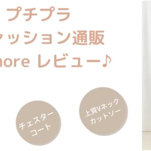大人カジュアルな服が安い!Fitmore(フィットモア)の無地カットソー&チェスターコートをレビュー!
