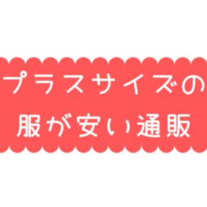 【プチプラ】大きいサイズのレディース服が安い通販11選【海外のプラスサイズ通販も紹介】