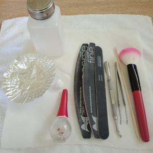 簡単!自宅で出来るジェルネイルオフの方法と必要な道具を公開します!