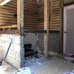 浴室、洗面脱衣室改装工事