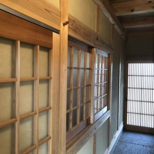 玄関引き戸の鍵修理