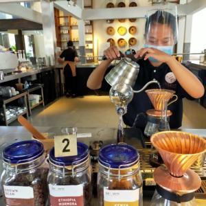 カフェ情報☆ドリップコーヒー@BROWN COFFEE(ブラウンコーヒー)