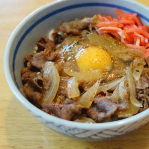 吉野家風牛丼を作りやした (゚∀゚)アヒャ