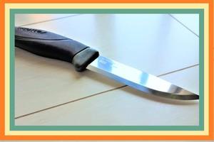 モーラナイフを持ってキャンプ行くと銃刀法違反になるの?!