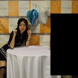 SKE48・松井珠理奈さんの生誕祭を見る