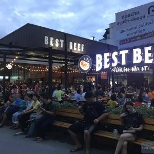 【最新版】バンコクの焼肉食べ放題店BEST BEEFがコスパ最強でおすすめ!