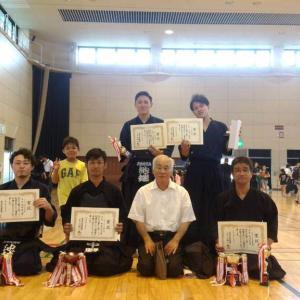 小学生大会、家庭婦人、年代別剣道大会