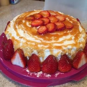 次女のケーキ