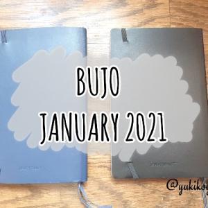 【BUJO】2021年1月4W