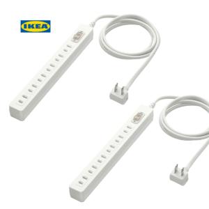 【買って驚き!】IKEAの電源タップ