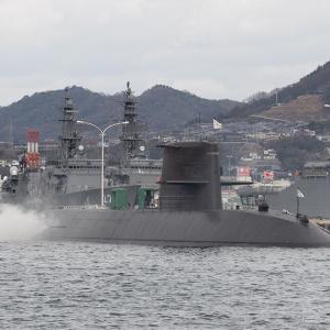 潜水艦おやしお型