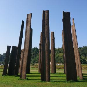 日本海縄文 巨木文化 ウッドサークルの謎(2) 海沿いの集落に建てられた目的とは? 高度な木造技術