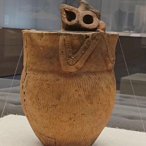 縄文土器に描かれたヘビとヒトの神話 古代人の聖書 現代人の教科書【福島県立博物館】
