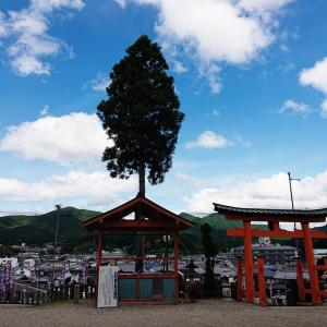 【墨坂神社】始まりの六神、あわせて墨坂大神【日本最古の健康を祀る社】