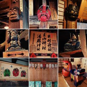 【岩根沢三山神社】堂内に姿を現した神々 今に残る山岳信仰アートの数々(後半)【出羽三山(4)】