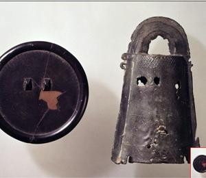 【名柄遺跡】初期型の銅鐸・銅鏡がセットで出土 弥生時代の祭祀のスガタ