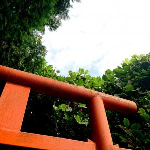 【纏向 珠城山古墳群】墳丘に鎮座する稲荷神社【垂仁天皇と野見宿禰、相撲の発祥】
