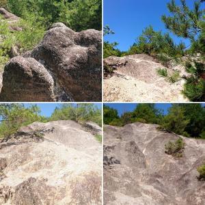 【白山(しろやま)】花崗岩が風化した蒼白の大地【白山比咩神社(1)】