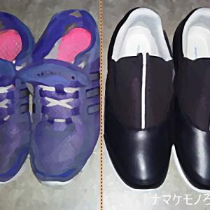 履きやすいけど苦手なスニーカー、その代わりに買った靴とやめた靴。