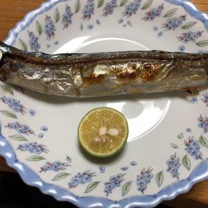 いい秋刀魚は美味しいです。