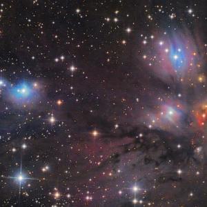 3万円の望遠鏡で撮った銀河たち NG2170  新しいなかまがやってきた子供向け3Dプリンター